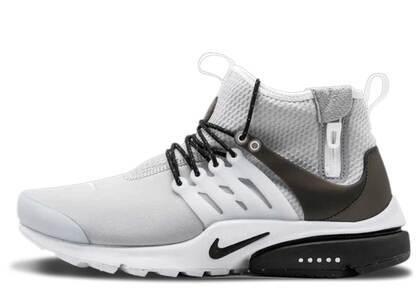 Nike Air Presto Mid Utility Wolf Greyの写真