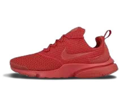 Nike Presto Fly Triple Redの写真