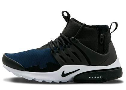 Nike Air Presto Mid Obsidian Blackの写真