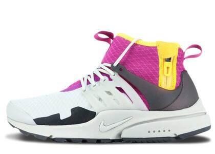 Nike Air Presto Mid Granite Rave Pinkの写真