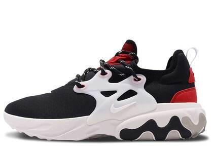 Nike React Presto Black Phantom Redの写真