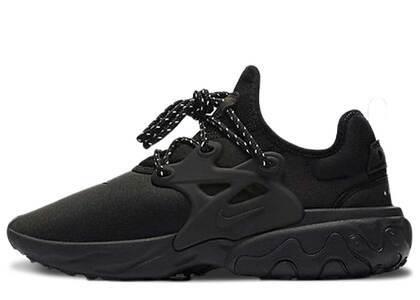 Nike React Presto Black Catの写真