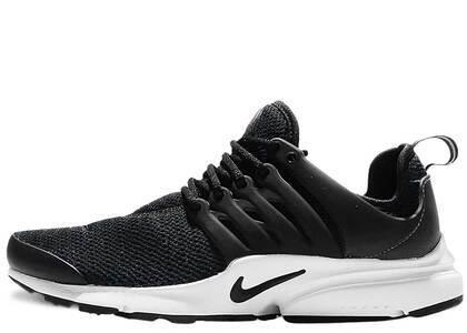 Nike Air Presto Black White Womensの写真