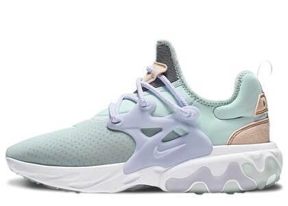 Nike React Presto Teal Tint Oxygen Purple Womensの写真