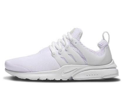 Nike Air Presto Triple White GSの写真