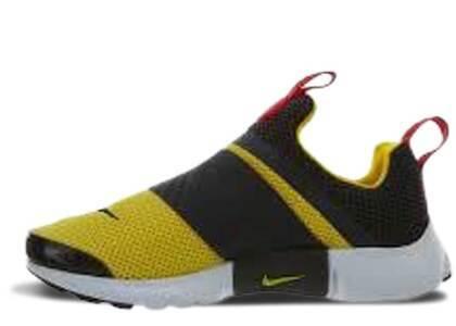 Nike Presto Extreme Anthracite Tour Yellow GSの写真