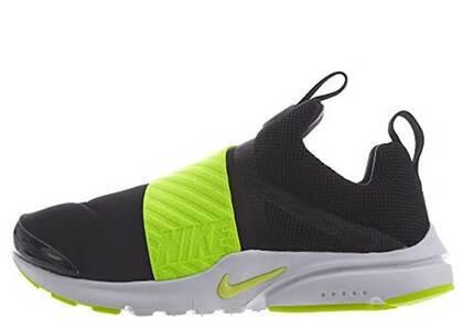 Nike Presto Extreme Black Volt White GSの写真