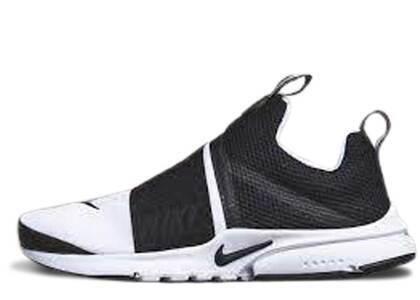 Nike Presto Extreme White Black GSの写真