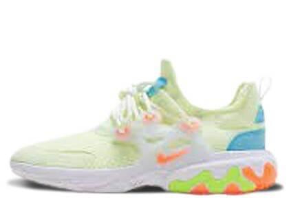 Nike React Presto Barely Volt GSの写真