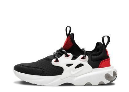 Nike React Presto Black Phantom Red PSの写真