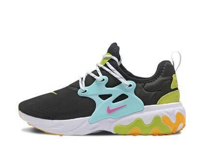Nike React Presto Black Teal Tint Cyber PSの写真