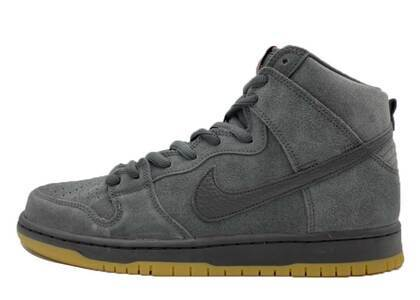 Nike SB Dunk High Pro ISO Dark Smoke Greyの写真