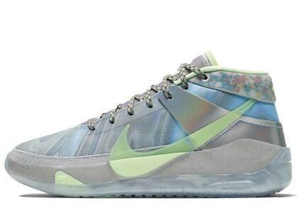 Nike KD13 EP Platinum Tintの写真