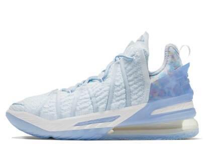 Nike Lebron 18 Blue Tintの写真