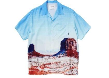 Neighborhood Ootd R-Shirt . SS Blueの写真