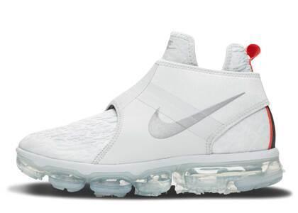 Nike Air VaporMax Chukka Slip Pure Platinumの写真