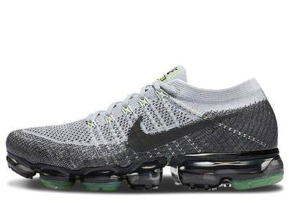 Nike Air VaporMax Grey Neonの写真