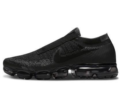 Nike Air VaporMax SE Laceless Triple Blackの写真