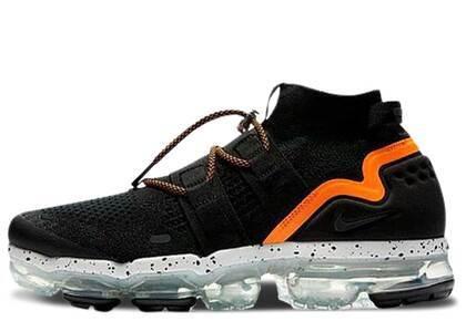 Nike Air VaporMax Utility Black Orange Peelの写真