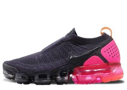 Nike Air VaporMax Flyknit Moc 2 Gridiron Pink Blast Womensの写真