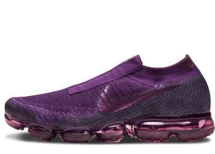 Nike Air VaporMax SE Laceless Night Purple Womensの写真