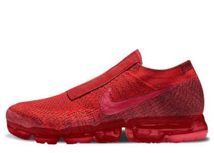 Nike Air VaporMax SE Laceless University Red Womensの写真