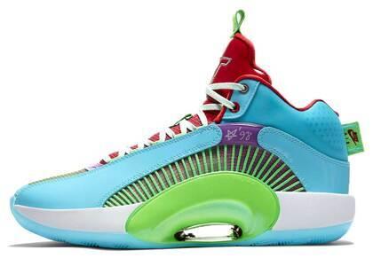 Jayson Tatum × Nike Air Jordan 35 Greatest Giftの写真