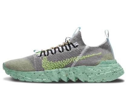 Nike Space Hippie 01 Grey Voltの写真