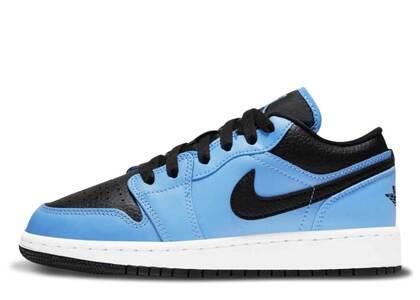 Nike Air Jordan 1 Low University Blue GS