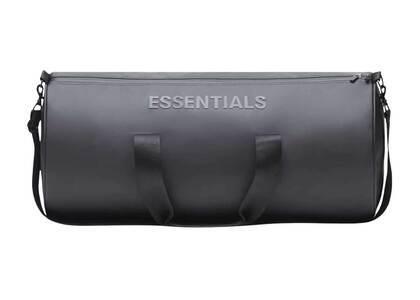 ESSENTIALS Duffel Bag Dark Slate/Stretch Limo/Blackの写真