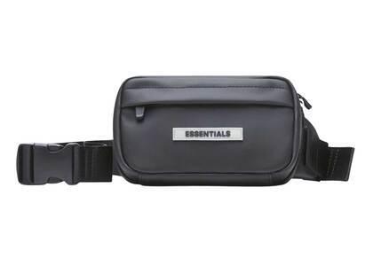 ESSENTIALS Sling Bag Dark Slate/Stretch Limo/Blackの写真