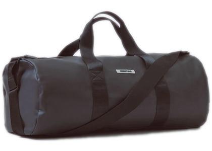 ESSENTIALS Waterproof Duffel Bag Blackの写真