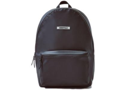 ESSENTIALS Waterproof Backpack Blackの写真