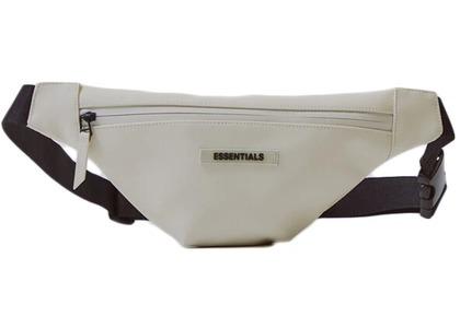 ESSENTIALS Waterproof Sling Bag Whiteの写真