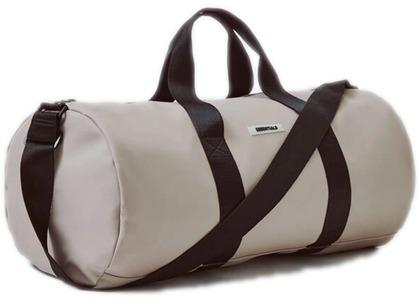 ESSENTIALS Waterproof Duffel Bag Tanの写真