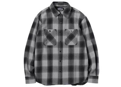 Neighborhood Lumbers C-Shirt . LS Grayの写真
