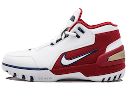 LeBron 1 Air Zoom Generation Retro First Game (2017)の写真