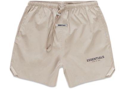 ESSENTIALS Volley Shorts Mossの写真