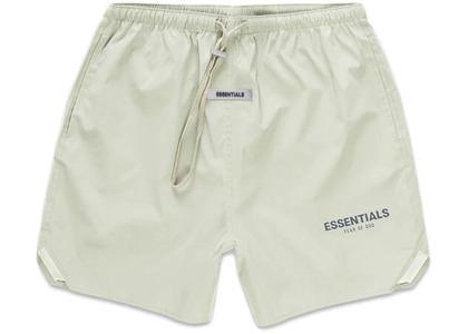 ESSENTIALS Volley Shorts Alfalfa Sageの写真