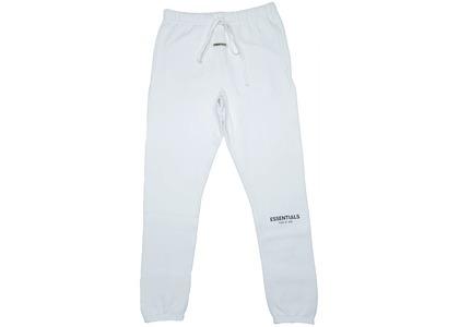 ESSENTIALS Sweatpants Whiteの写真