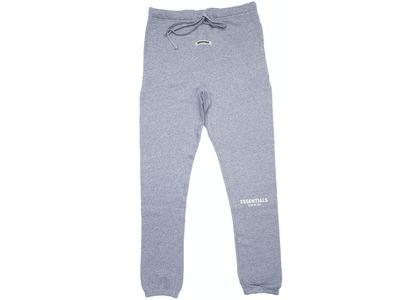 ESSENTIALS Sweatpants Dark Heather Grey/Greyの写真