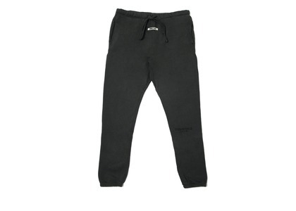 ESSENTIALS Sweatpants Black Inkの写真