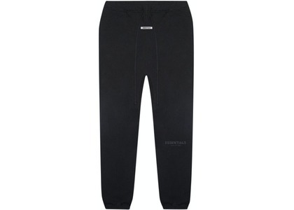 ESSENTIALS Sweatpants (SS20) Dark Slate/Stretch Limo/Blackの写真