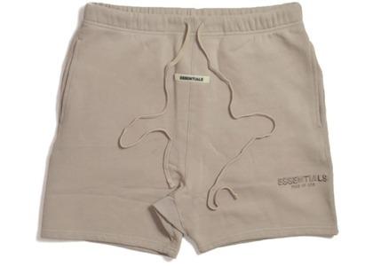 ESSENTIALS Sweat Shorts Tanの写真