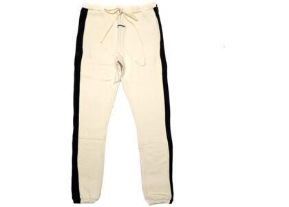 ESSENTIALS Side Stripe Sweatpants (FW19) Creamの写真