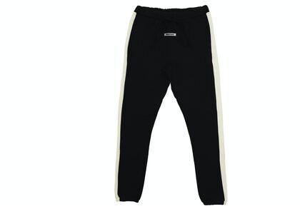 ESSENTIALS Side Stripe Sweatpants (FW19) Blackの写真