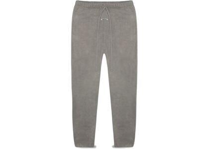 ESSENTIALS Polar Fleece Sweatpants Grey Flannel/Charcoalの写真