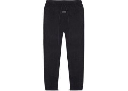 ESSENTIALS Polar Fleece Sweatpants Dark Slate/Stretch Limo/Blackの写真