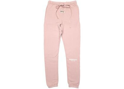 ESSENTIALS Pink Sweatpants Blushの写真