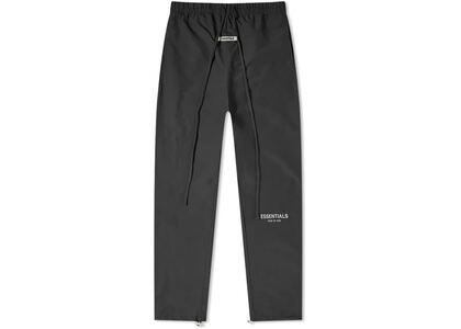 ESSENTIALS Nylon Track Pants Blackの写真